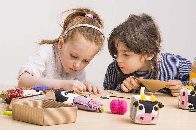 Ideja je bila da napravi domaći proizvod koji animira decu