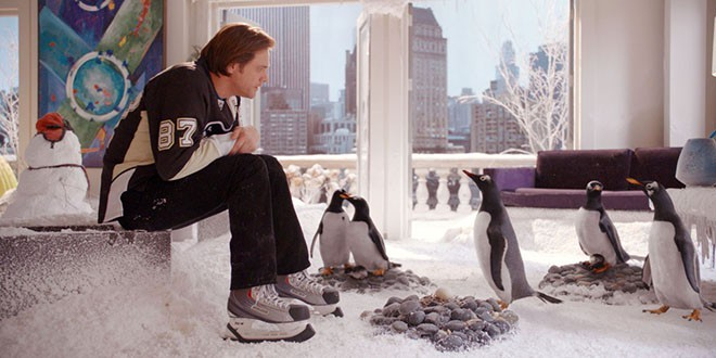 PINGVINI MOGA TATE(Mr. Popper's Penguins/2011.)
