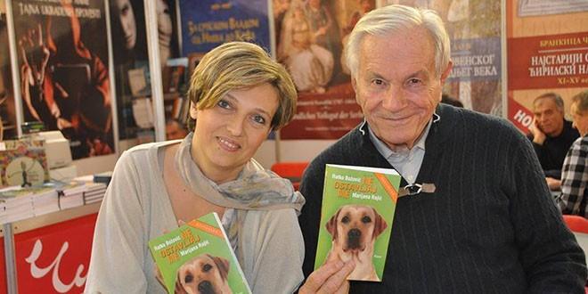 Knjiga za one sa čistim emocijamaNE OSTAVLJAJ ME autori: prof. dr Ratko Božović i Marijana Rajić