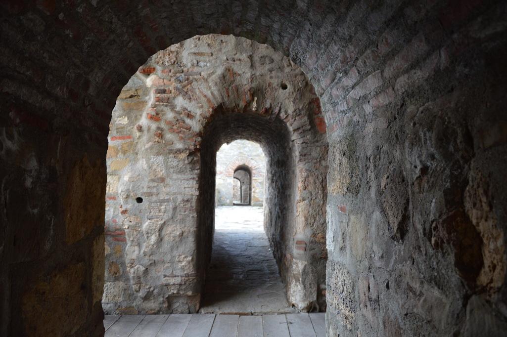 Smederevska tvrđava je najupečatljivija građevina u ovom delu Srbije