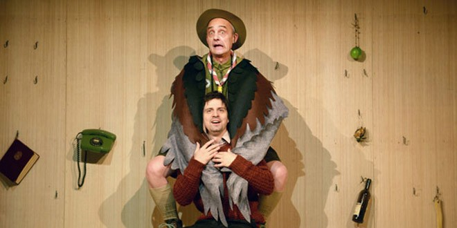 VOLVO KAMIONI Pozorište Atelje 212, scena Petar Kralj