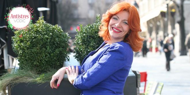 Jelena MilanovićUNUTRAŠNJU RADOST NOSIM SVUDA SA SOBOM