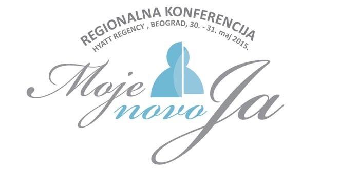 Regionalna konferencija MOJE NOVO JA Hotel Hyatt Regency, Beograd