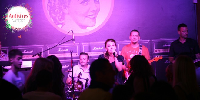 Humanitarne Vip karaoke DONACIJA ZA ISIDORU BJELICU