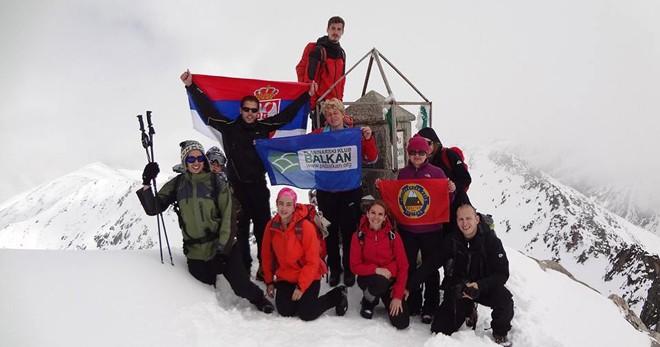 Rila - Musala 2925 m, najvisi vrh Balkana