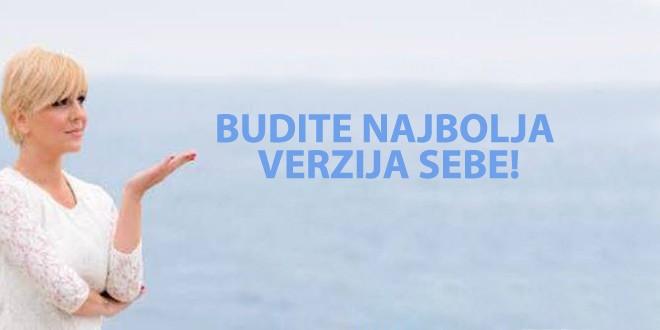 Najbolji motivacioni seminari za vas BUDITE NAJBOLJA VERZIJA SEBE! Prof. Ana Bučević
