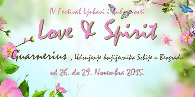 Festival ljubavi i duhovnosti LOVE & SPIRIT 2015.