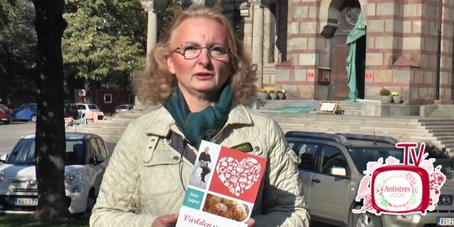 Zorica Salijević KUVANJE I PISANJE PROTIV STRESA