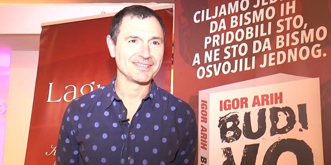 Igor Arih NOVI MODEL KOMUNIKACIJE JE BUDUĆNOST
