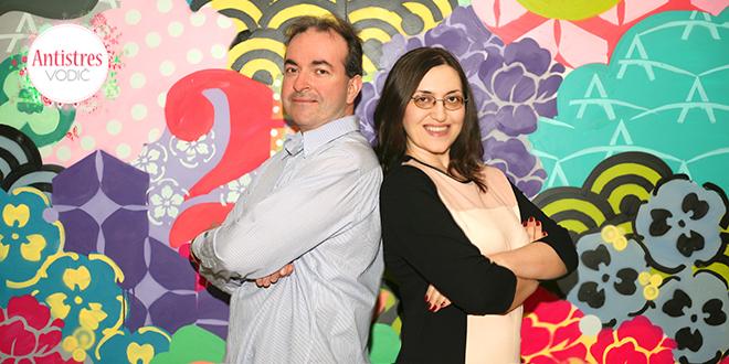 Tamara i Nikos Pahnoglu SA POSEBNIM ZADATKOM NA PLANETI