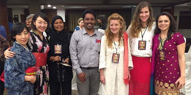 Naš predlog na Svetskom festivalu u Indiji FORMIRANJE GLOBALNE AJURVEDSKE MREŽE