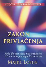 Zakon privlačenja, knjiga, M.Losije