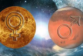 Osobine Marsa u znacima VAŽAN JE BALANS IZMEĐU MARSA I VENERE