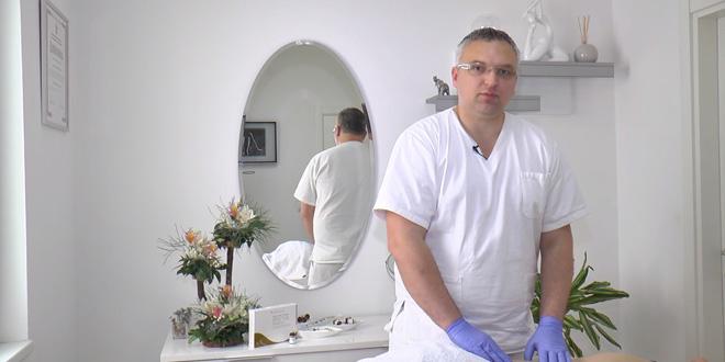 Dr Nenad Stanković MEZOTERAPIJOM PROTIV POMORANDŽINE KORE