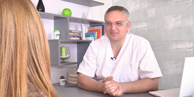"""Dr Nenad Stanković o prirodnom načinu za oporavak kose KONSULTACIJE U ESTETSKOM CENTRU """"ESTERA"""""""