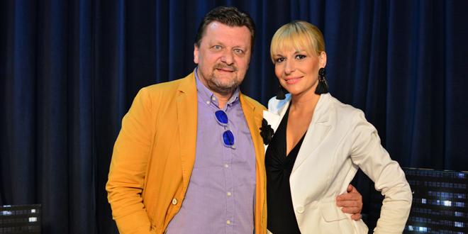 Dragan Vujić Vujke u emisiji Iskreno sa Aleksandrom Simić UGLAVNOM VRLO ZADOVOLJAN TIP