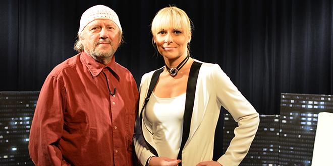 Zijah Sokolović u emisiji Iskreno sa Aleksandrom Simić