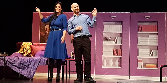 """Nova pozorišna predstava """"Rijaliti obračun"""" Lekoviti smeh teatra"""