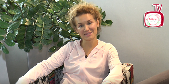 Tamara Ratković Svoje brige podelim sa mužem