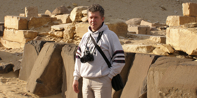 Valerij Uvarov Zašto su piramide važne za budućnost čovečanstva