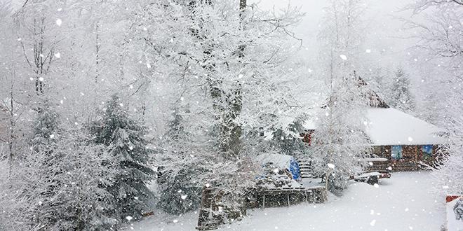 Antistres zimovanje Magija Stare planine