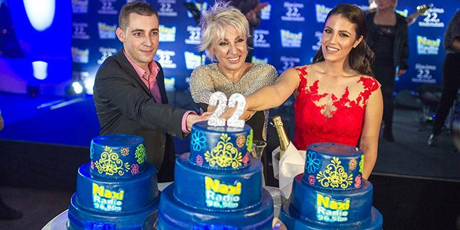 Antistres vodič na proslavi Naxi radija 22. rođendan uz najveće muzičke zvezde