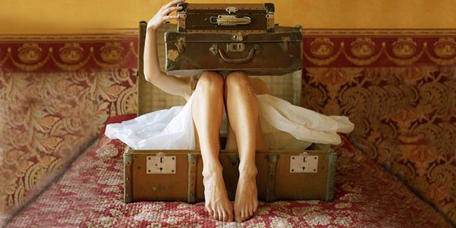 Vesela domaćica Dani kad se pakuju koferi prošlosti