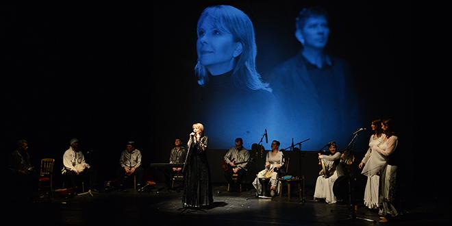 Bilja Krstić o beogradskoj promociji novih pesama Ljubav je ključ života