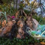 Ljuljaška u vrtu