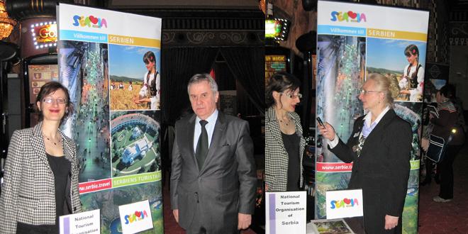 Sajam turizma u Štokholmu Šta privlači u Srbiju goste iz Skandinavije?