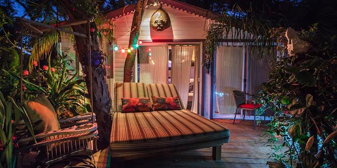 """Najlepša antistres mesta na svetu Tropski vrt u stilu """"Pirata sa Kariba"""""""