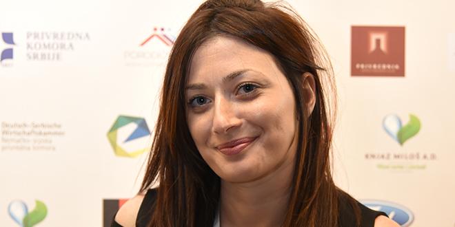 Milica Cilić Emocije u porodičnom biznisu su intenzivnije