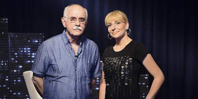 Kompozitor Kornelije Kovač u emisiji Iskreno sa Aleksandrom Simić Tužne pesme pišu tužni trenuci