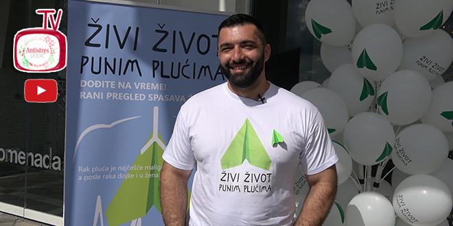 Asmir Kolašinac Kako postepeno ostaviti pušenje