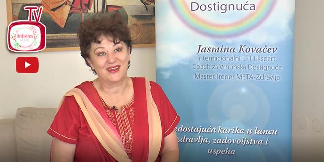 Jasmina Kovačev Da li je novac mera uspeha