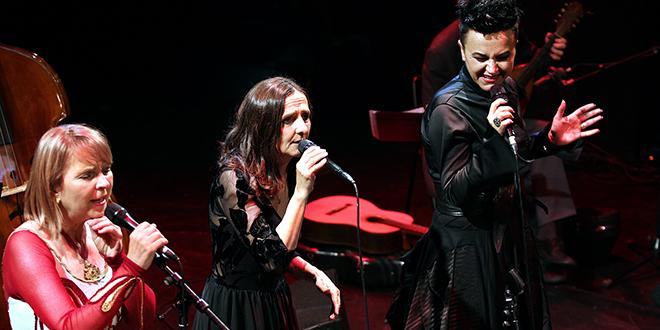 Bilja Krstić, Amira Medunjanin i Tamara Obrovac Muzika ne poznaje granice