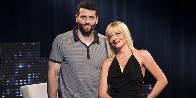 Aleksandar Šapić u emisiji Iskreno sa Aleksandrom Simić Nikada ne gledam unazad