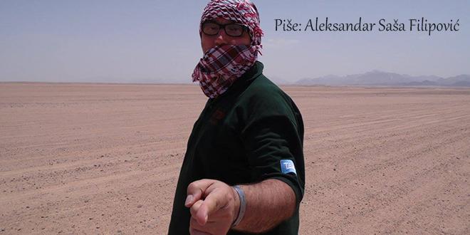 Kolumna ANTITABLOIDNO Sahara umesto PANONSKOG MORA