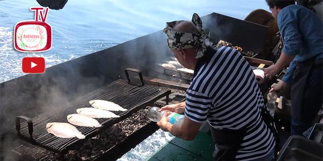 Antistresno spremanje ribe na roštilju More ribi daje poseban šmek