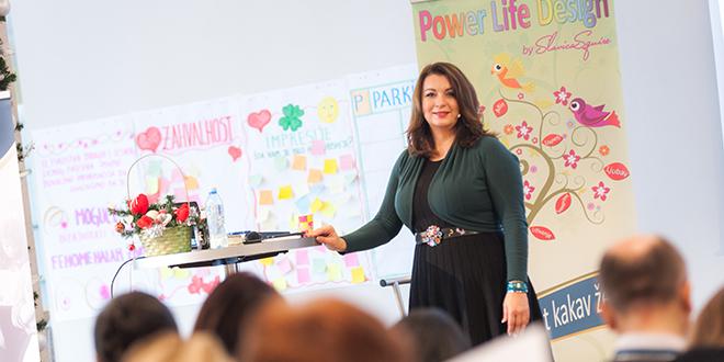 Edukacija POWER LIFE DESIGN Kako da kreirate život kakav želite?