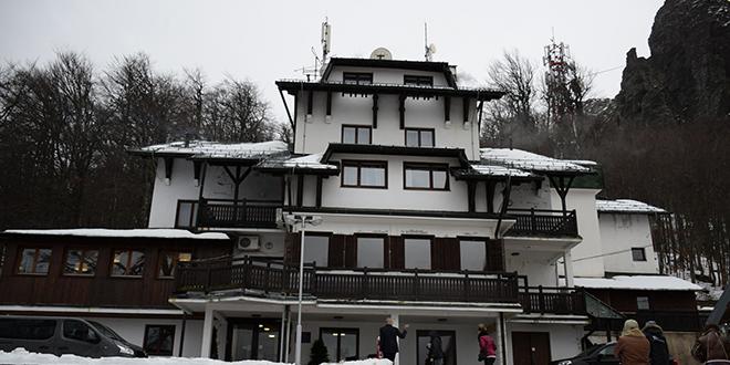 """Novo na Staroj planini Otvoren hotel """"Babin zub"""""""