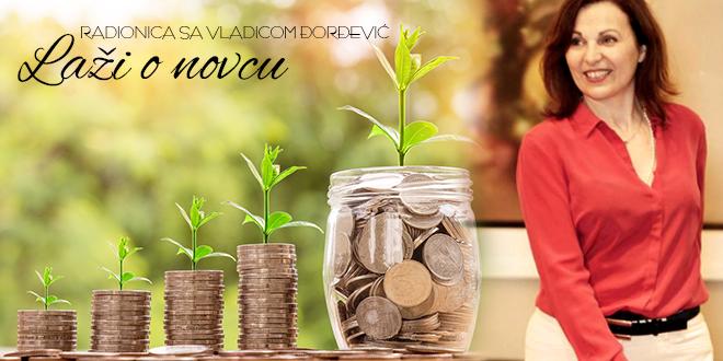 Radionica sa Vladicom Đorđević Laži o novcu