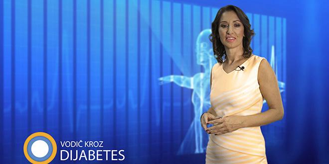 """100 emisija """"Vodič kroz dijabetes"""" Samo vi možete da učinite svoj život boljim"""