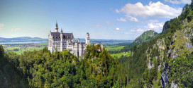 Dvorci neobičnog kralja Snovi pretvoreni u palate