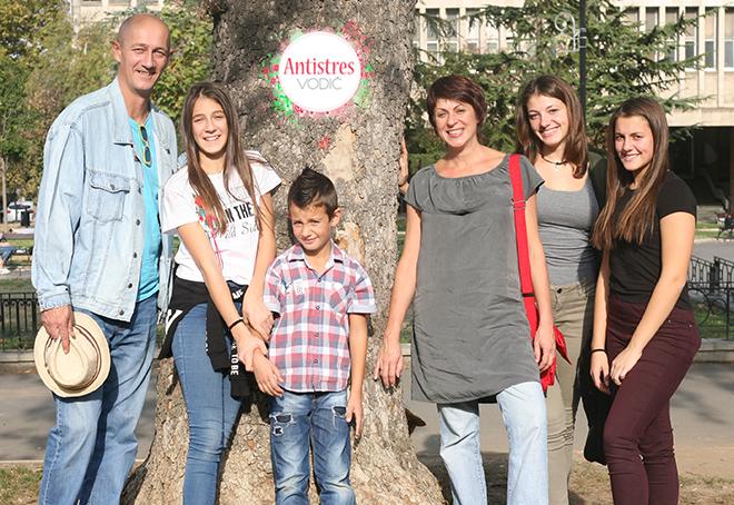 Antistresna porodica 1