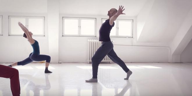 Radionice sa Džekom Valdasom Prosvetljujući joga ples