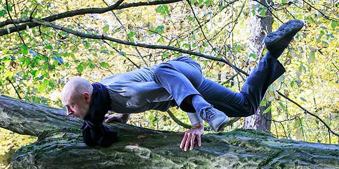 Džek Valdas (Jack Waldas), učitelj baleta i joge Osvešćeno kretanje