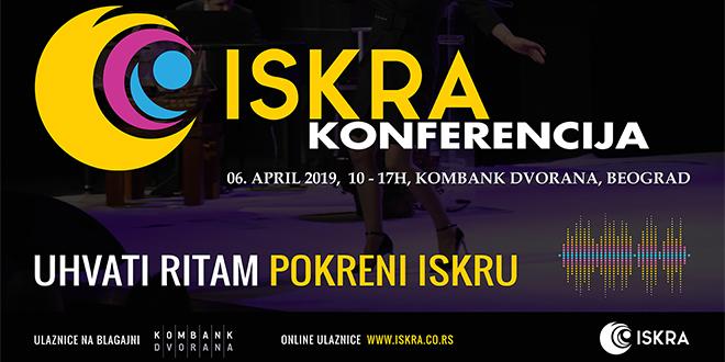 Treća ISKRA konferencija Pokreni iskru u sebi