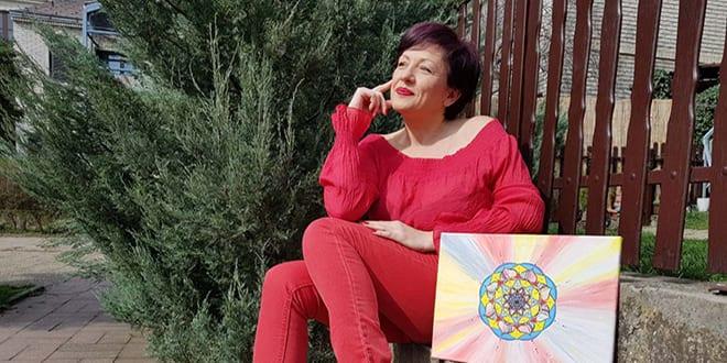 Biljana Erčić Stvaranje mandala kao kreativna inspiracija