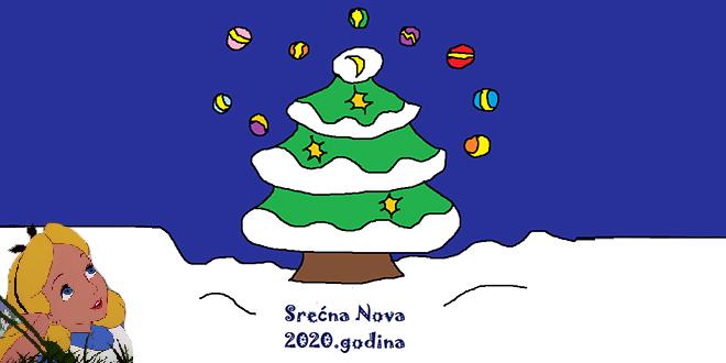 ASTRO ĆOŠE ALIsa Srećna Nova godina – 2020!